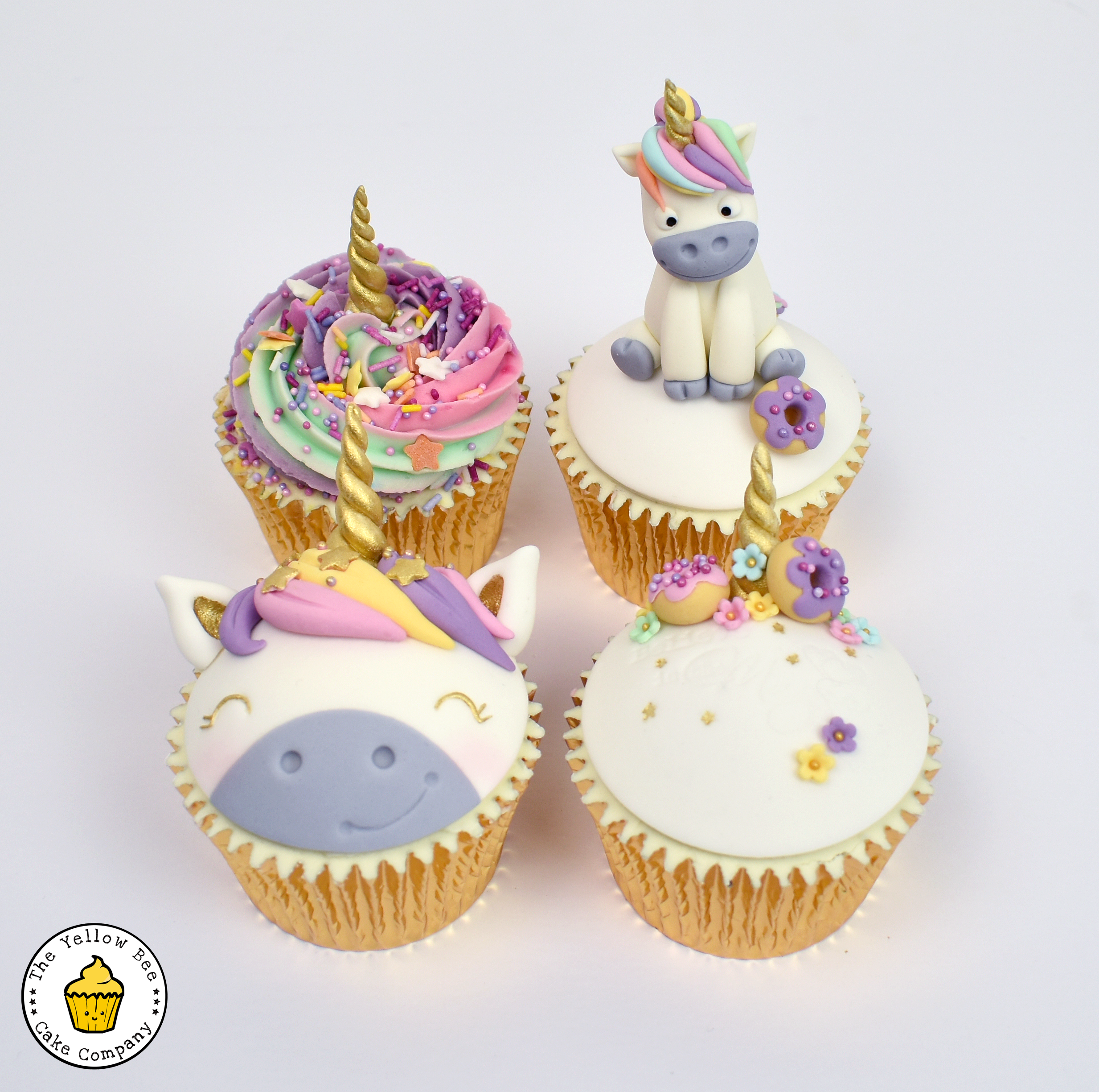 how to draw a cute cupcake unicorn